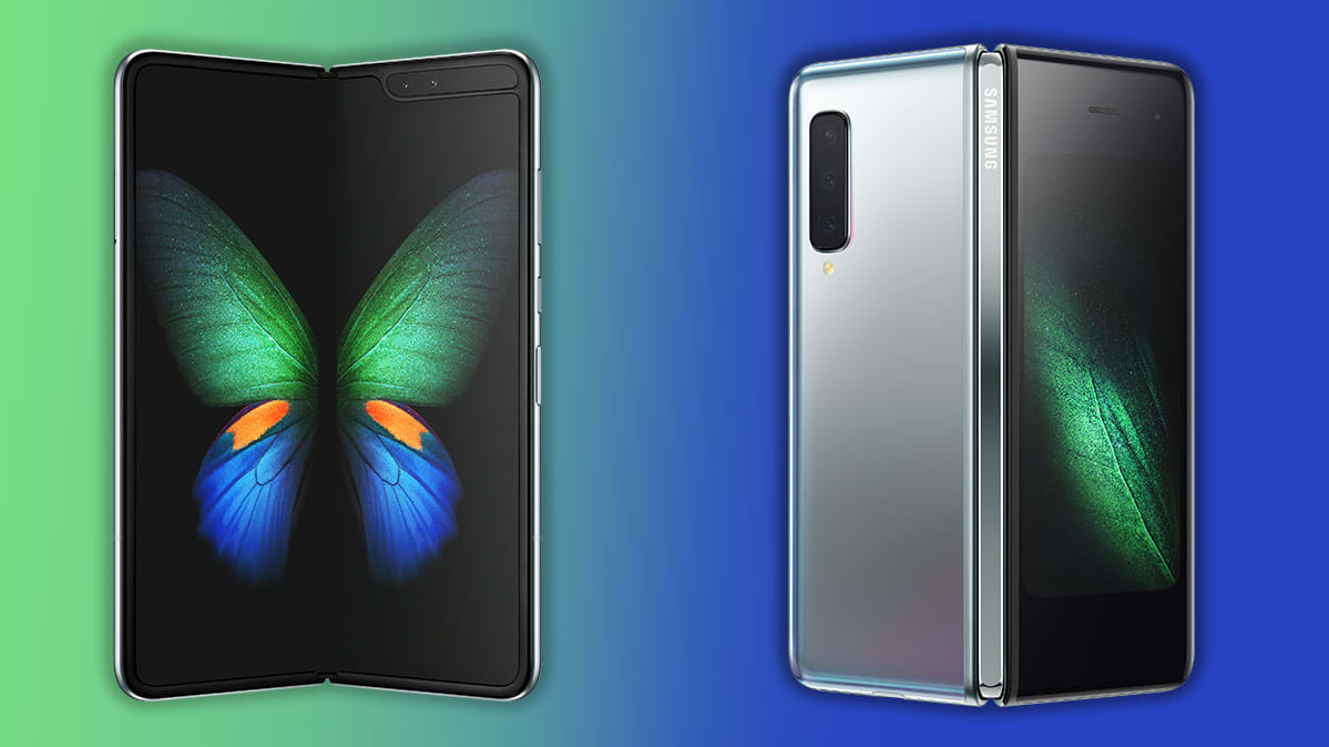 Samsung Galaxy S10 Preview Folding Phone 5g Consumer