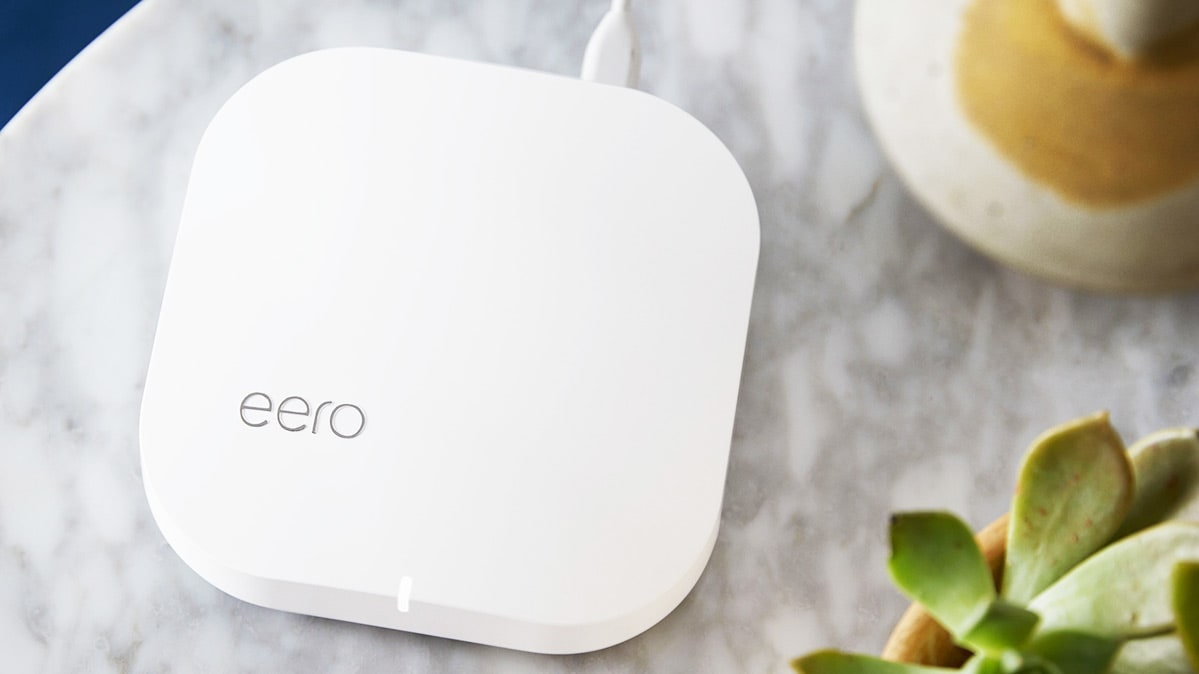 Amazon acquires Eero, maker of mesh Wi-Fi routers