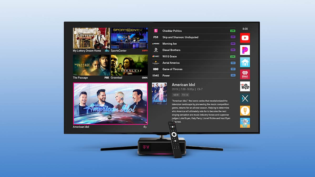 Can T Mobile S Tvision Home Replace Your Cable Tv
