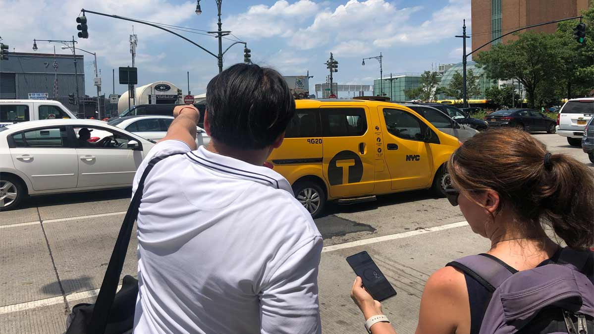 Putting 5G Speed to the Test in New York City