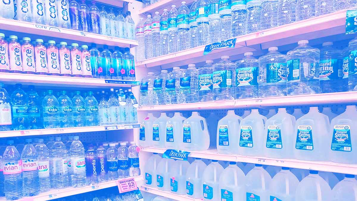 Find Out What's in Your Bottled Water