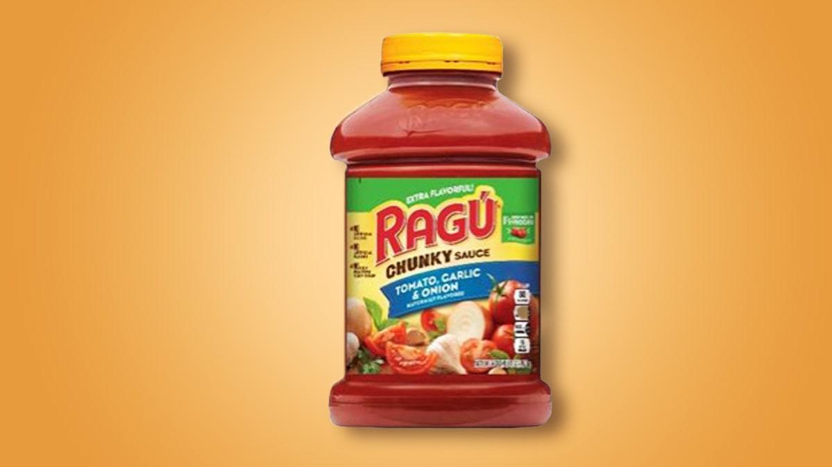 Ragú Recalls Three Flavors of Pasta Sauce