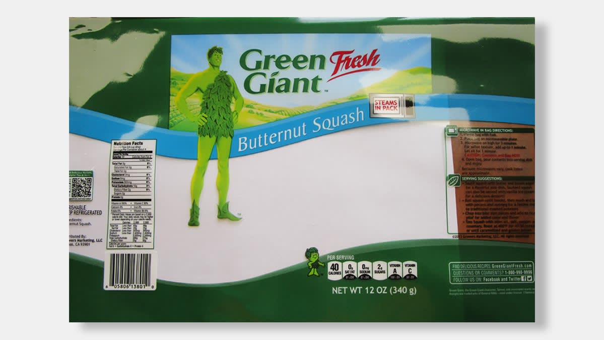 Fresh Vegetables From Green Giant and Trader Joe's Recalled for Possible Listeria Risk