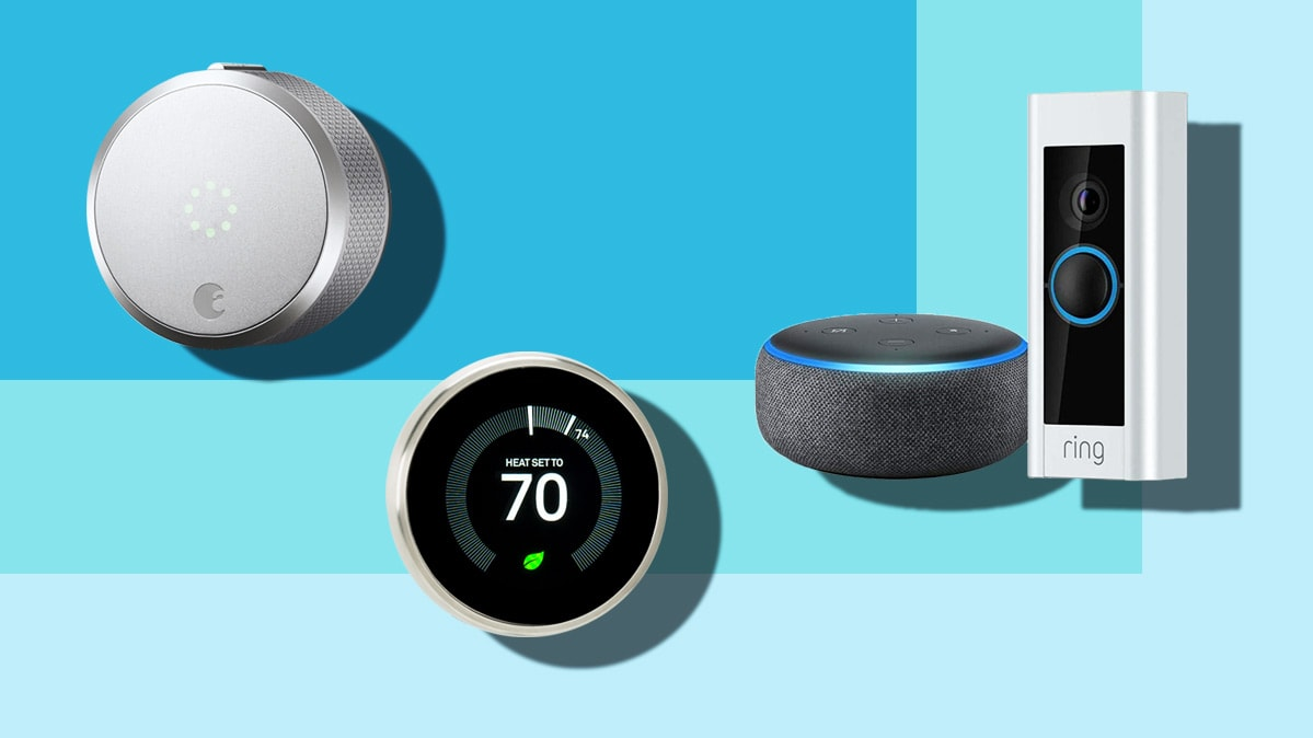 best prime day deals on ring doorbells, nest thermostats, and other smart  home devices