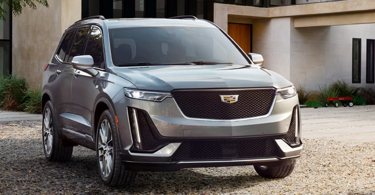 Cars Worth Waiting For, including the Cadillac XT6