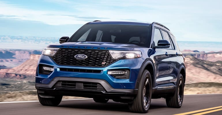 Cars Worth Waiting For, including the Ford Explorer