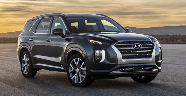 Cars Worth Waiting For, including the Hyundai Palisade