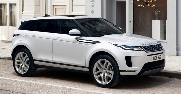 Cars Worth Waiting For, including the Land Rover Evoque