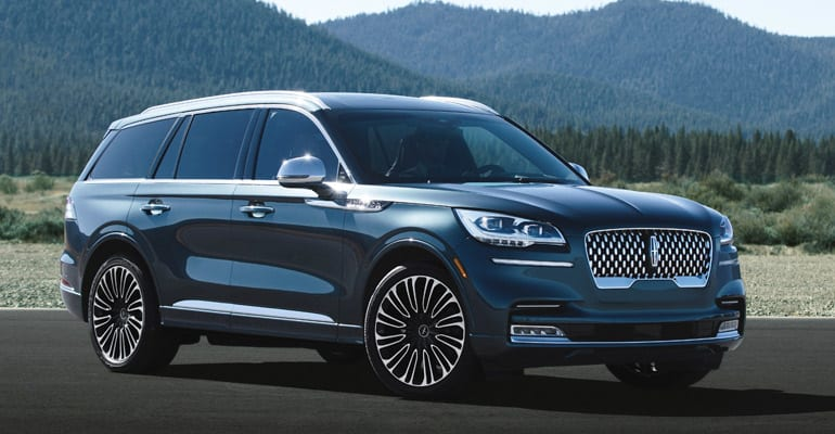 Cars Worth Waiting For, including the Lincoln Aviator
