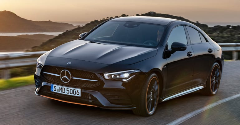 Cars Worth Waiting For, including the Mercedes-Benz CLA