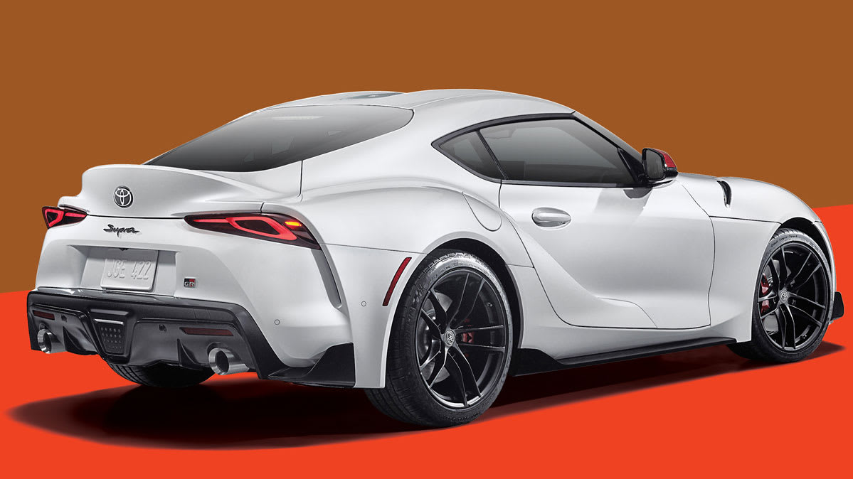 Cars Worth Waiting For, including the 2020 Toyota Supra