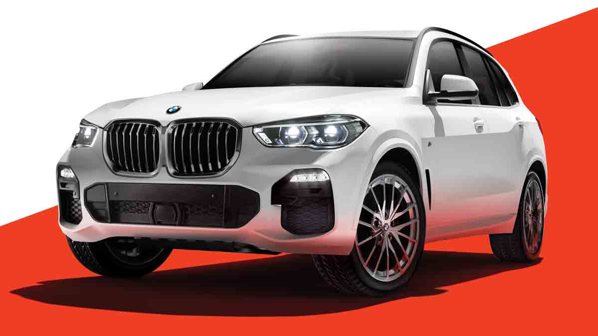 10 Top Picks of 2019 include the BMW X5