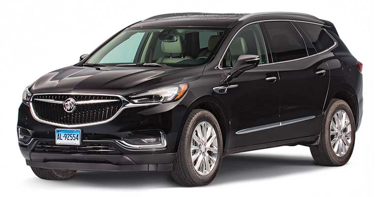 Least reliable cars: Buick Enclave.