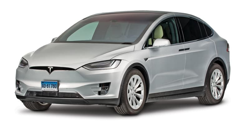 Least reliable cars: Tesla Model X.