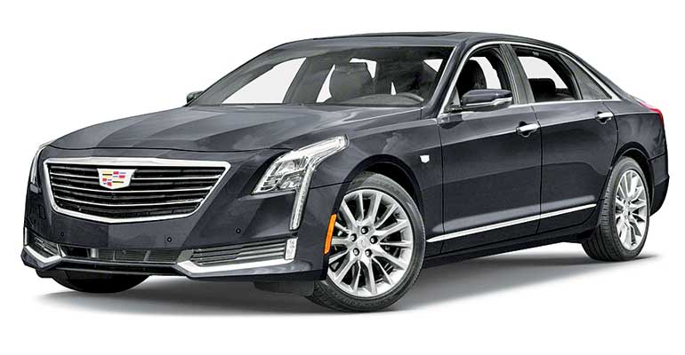 Least reliable cars: Cadillac CT6.