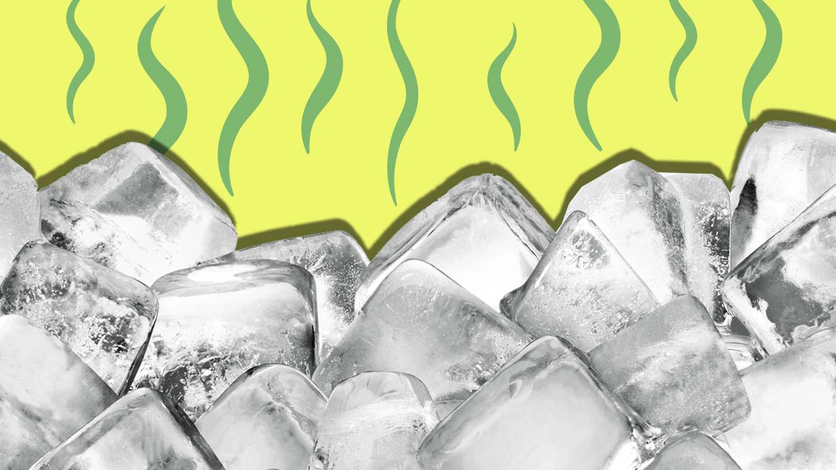 My Refrigerator Is Making Smelly Ice Cubes. What's Wrong?