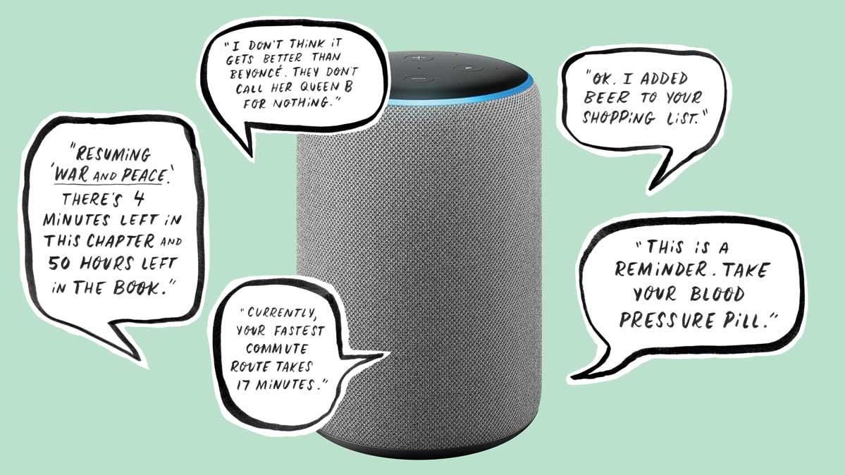 21 Smart Speaker Superpowers