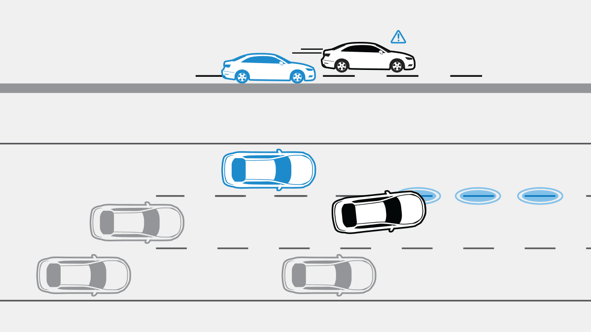 Car Safety Systems include lane systems