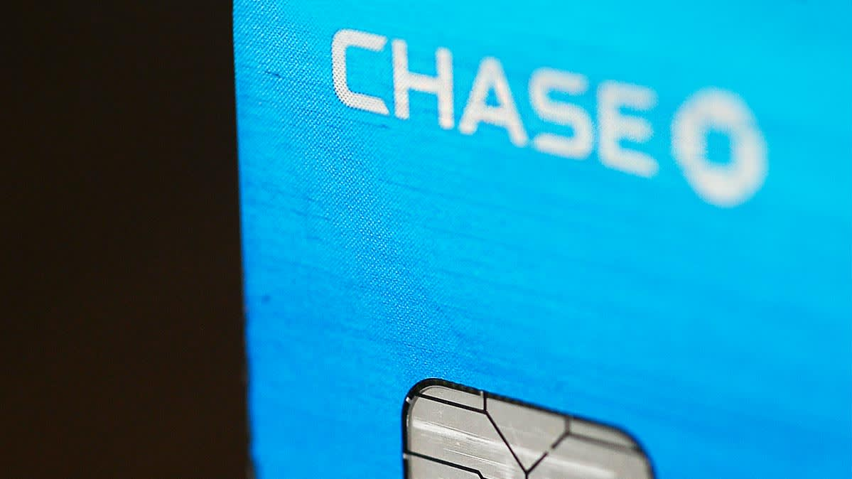 Chase-branded credit card