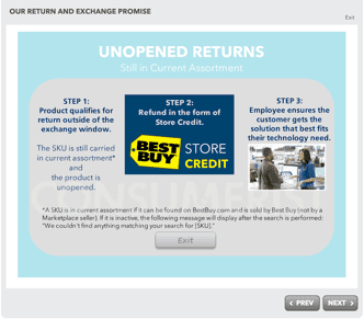 Best Buy Doesn't Want You To Know They Take Returns Without
