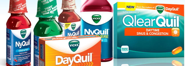 What's The Difference Between All The Many NyQuil Variations?