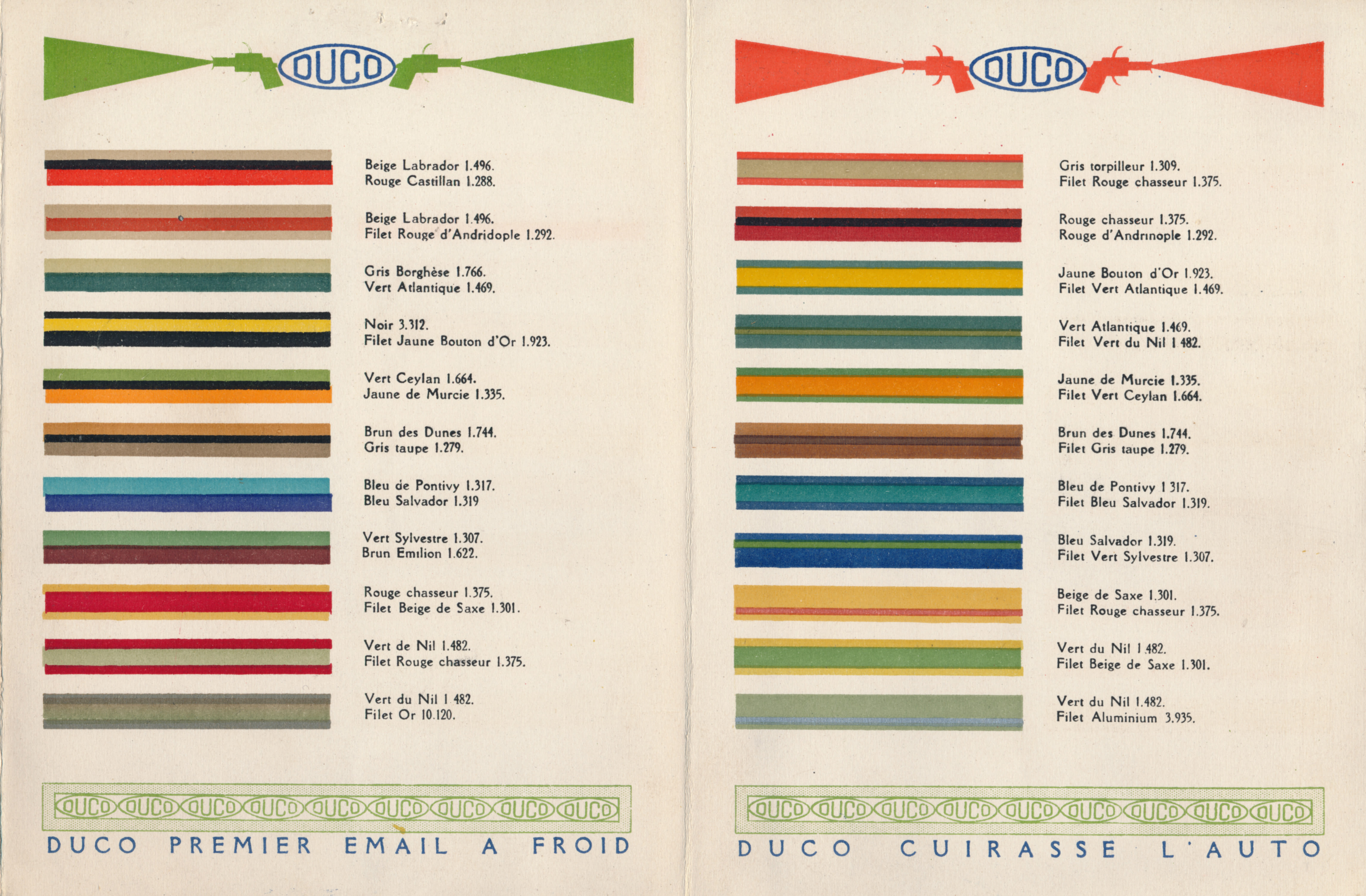 A Brief History Of Car Colors And Why Are We So Boring Now 1964 Chevy Truck Paint These Were Used To Do Stripings Detailed Decoration On Vehicles Shortly After 1925