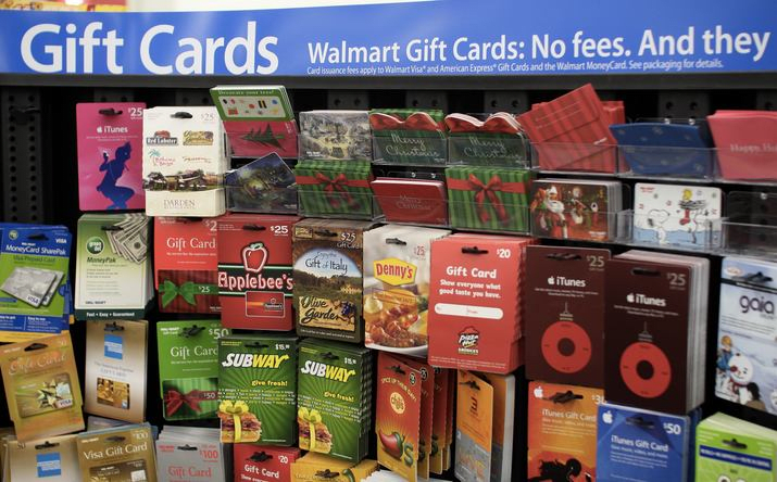 Walmart offers gift card trade in program if you dont mind getting arvind grover negle Images