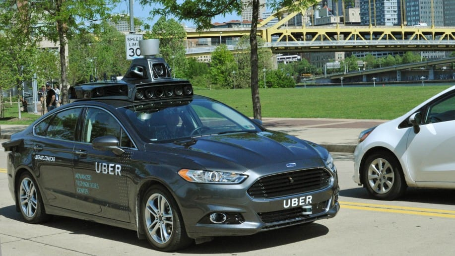 Uber's First Self-Driving Car Is Now Rolling Along Pittsburgh's Streets