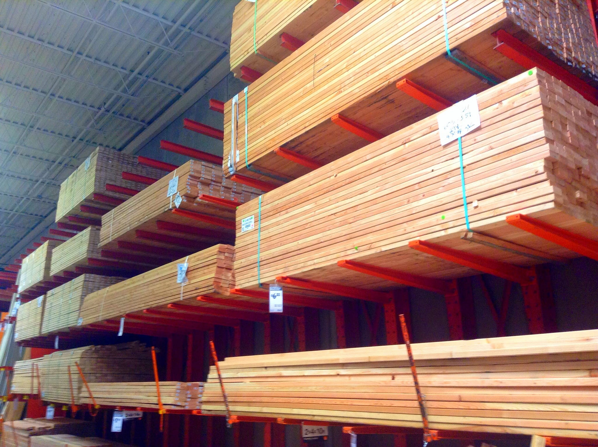 Home Depot, Menards Customers Cry False Advertising When
