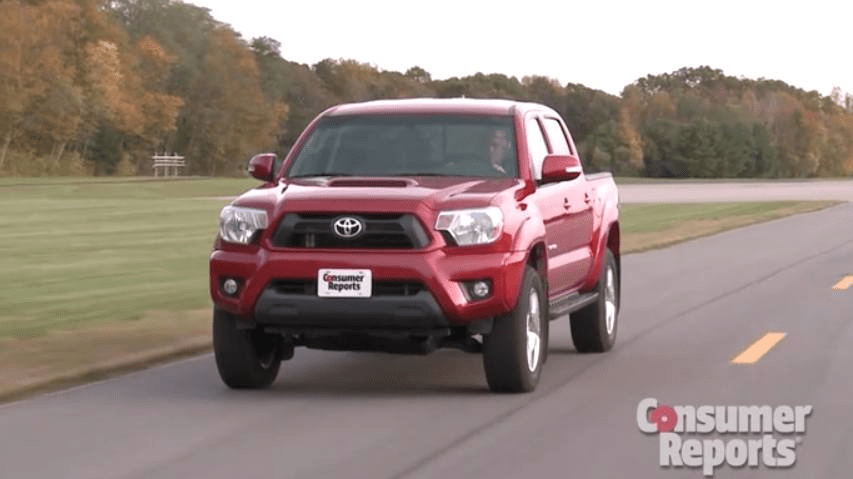 Why Are People Paying So Much For Used Toyota Tacomas?