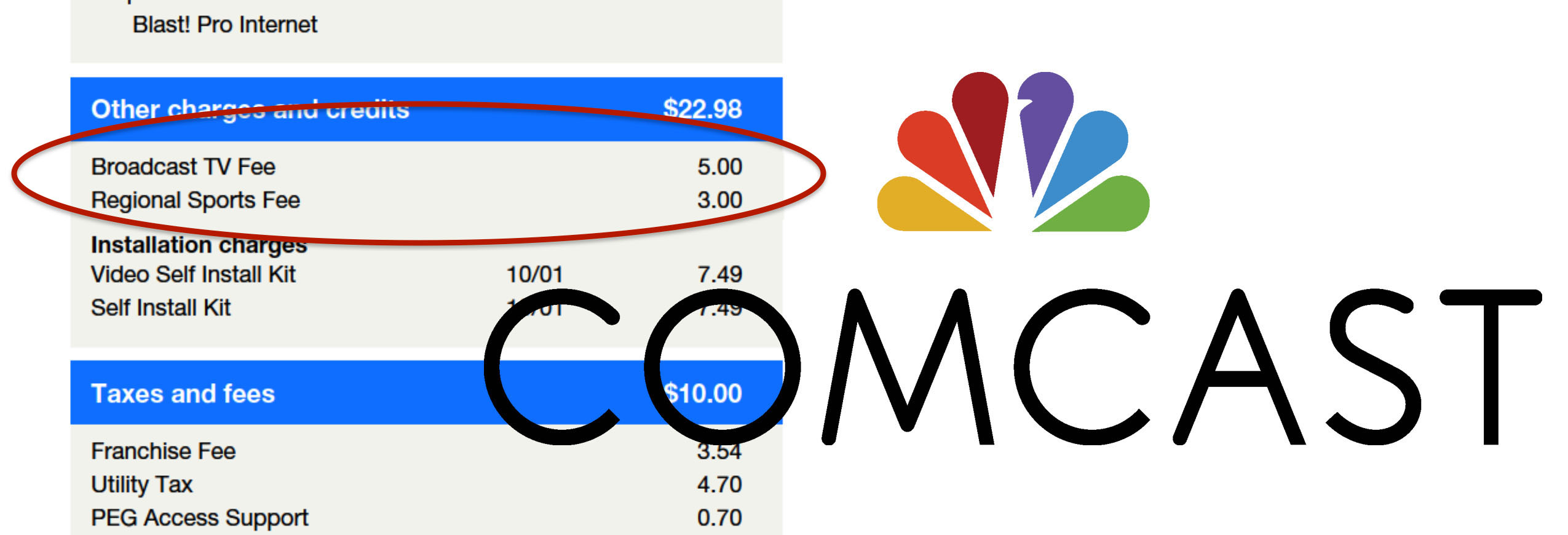 Comcast Fails To Shut Down Customer Lawsuit Over Broadcast Tv