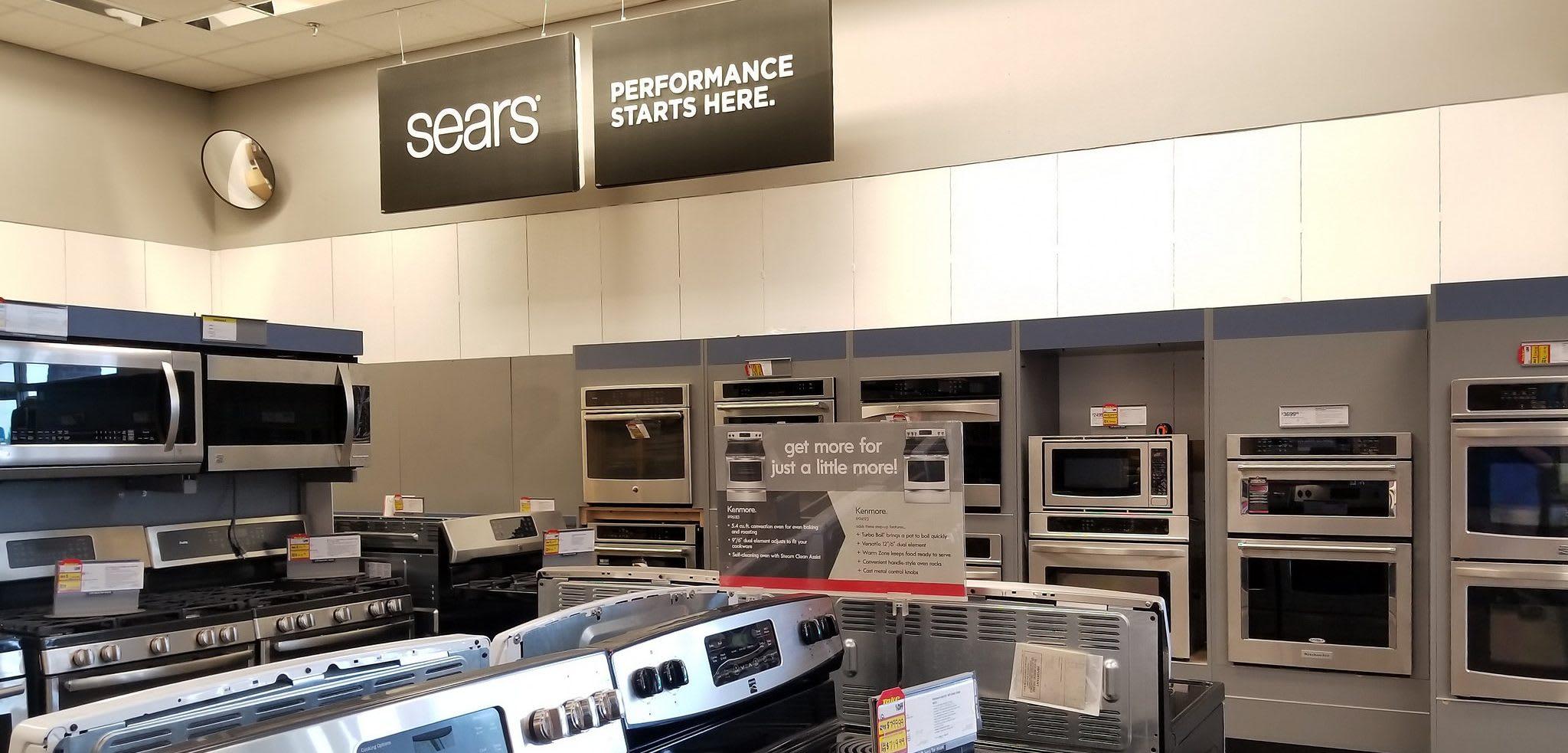 Sears Stops Selling Whirlpool Appliances Ending 100 Year