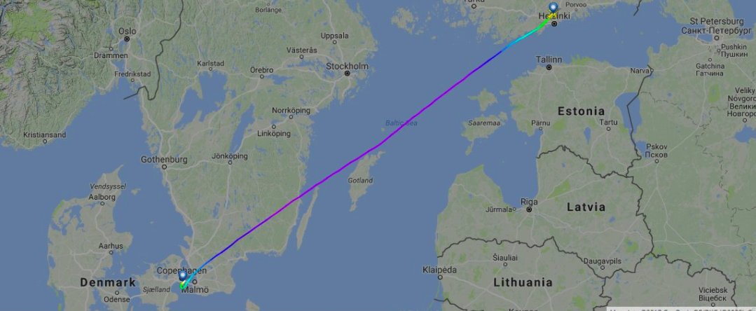 Today Was The Last Friday The 13th For Flight 666 To HEL