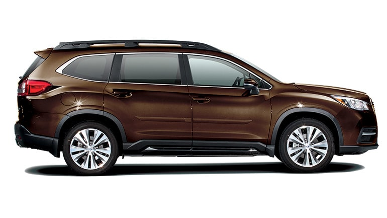 Midsized Suv Subaru Ascent