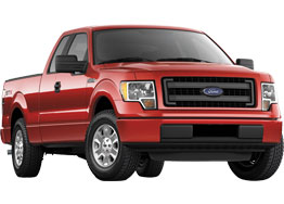 18 Pickup Trucks