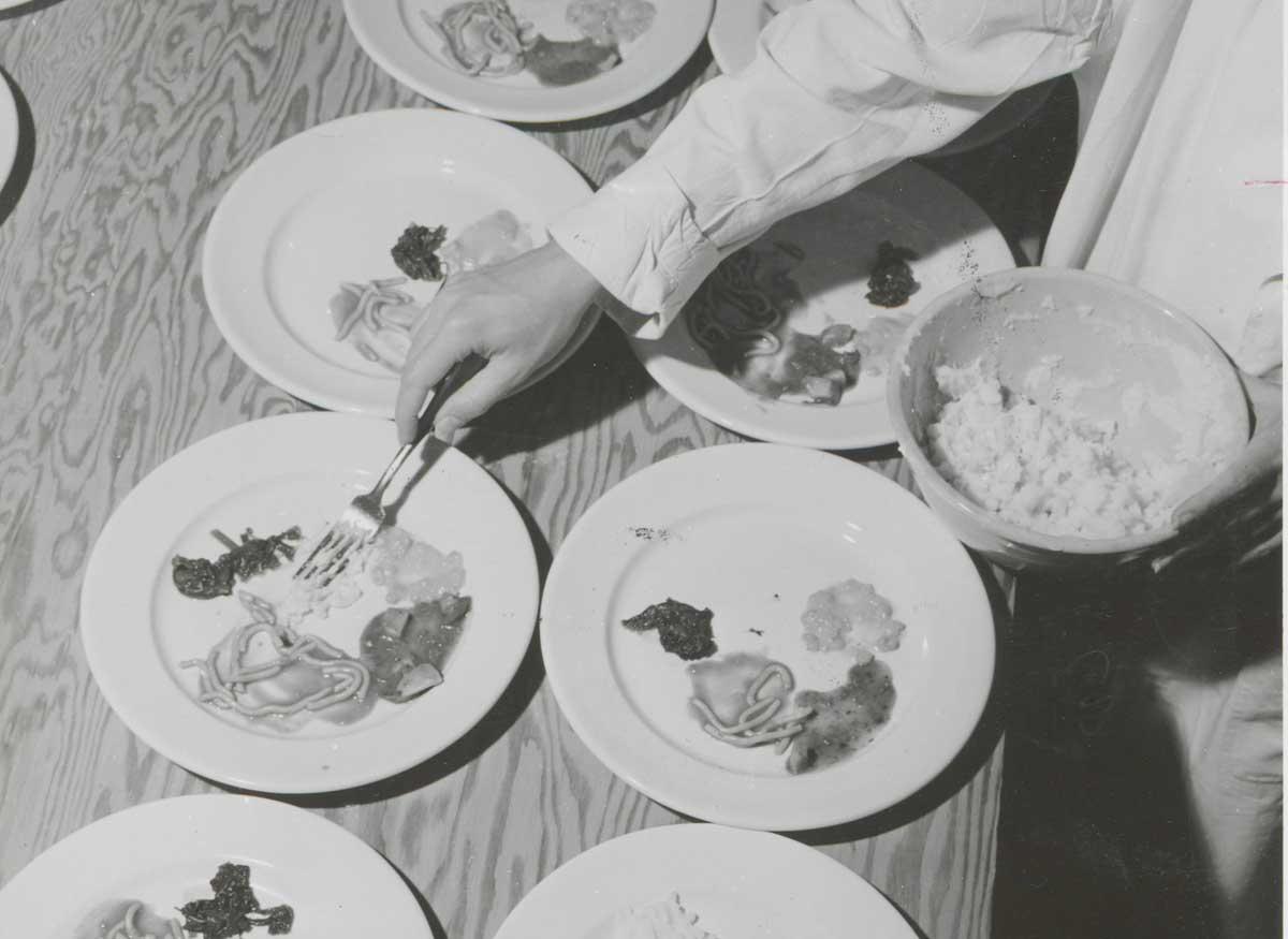 Automatic dishwashers, 1962
