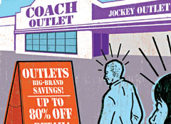 A Savvy Guide To Outlet Shopping and Outlet Savings - Consumer Reports