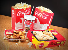 Can You Sneak Food In The Movie Theater