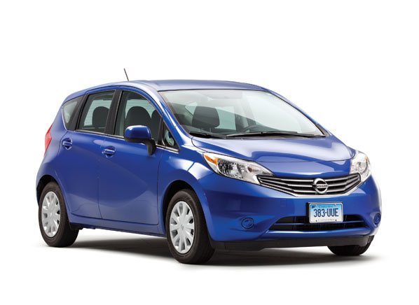 Nissan Versa Note Review Consumer Reports