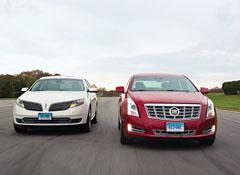 Lincoln MKS vs Cadillac XTS Review  Consumer Reports