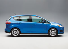 New For 2017 The C Max Is An Ealing Hybrid Hatchback That Packs A Lot Of Room Within Its Compact Size We Measured Fuel Economy At 37 Mpg Overall