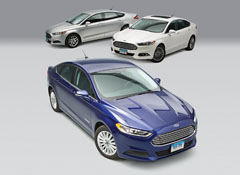 The Redesigned Fusion Is Fun And Stylish But Devil In Details Consumer Reports