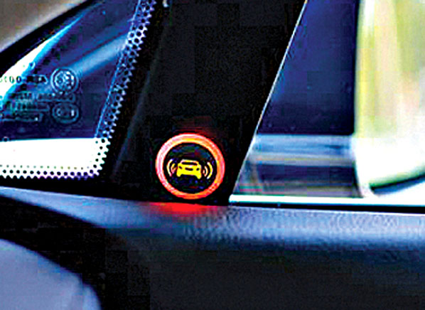 Mobileye 560 Review Goshers Blind Spot Detection System