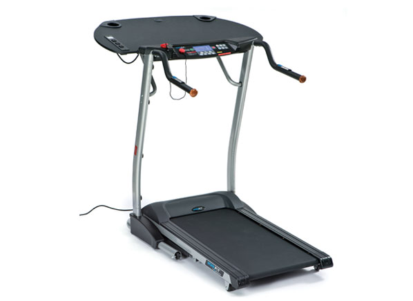 The Exerpeutic Treadmill Desk Cost Less Than Lifespan But Posed A Tripping Hazard