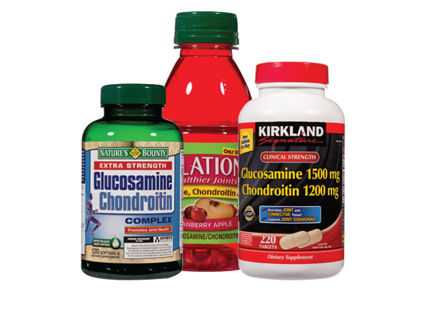 Best Joint Supplements - Consumer Reports