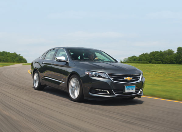 2014 Chevrolet Impala Is Consumer Reportsu0027 Highest Scoring Sedan