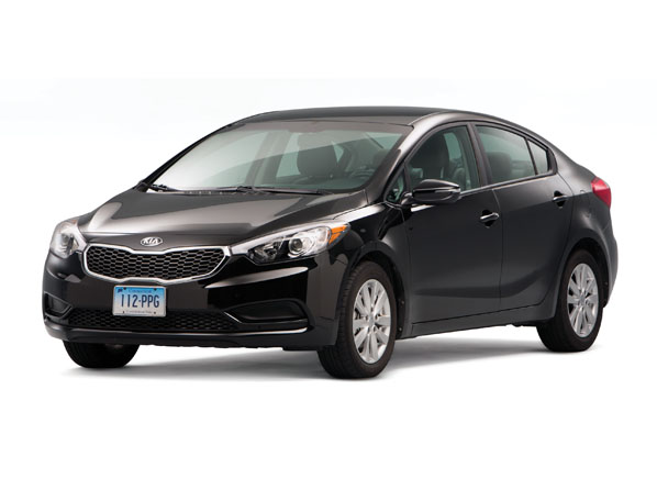 Kia Forte Review Small Cars Consumer Reports