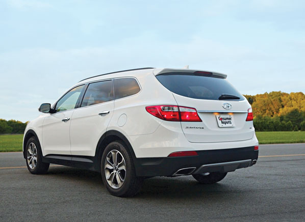 Best SUVs for ThirdRow Seating Space  Consumer Reports News