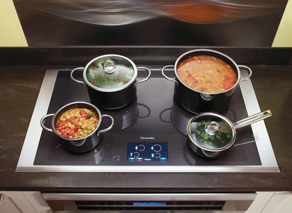 Images Of Difference Between Induction And Electric Cooktop