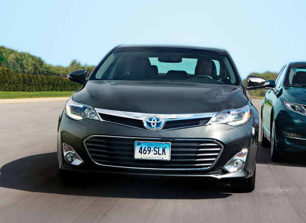 Best Large Sedans Consumer Reports